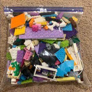 Legos grab bag!